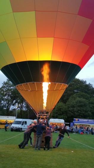Strathaven Balloon Festival