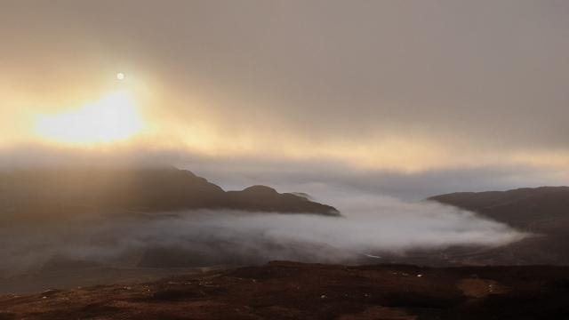 Shiehallion Munro Bagging (6)